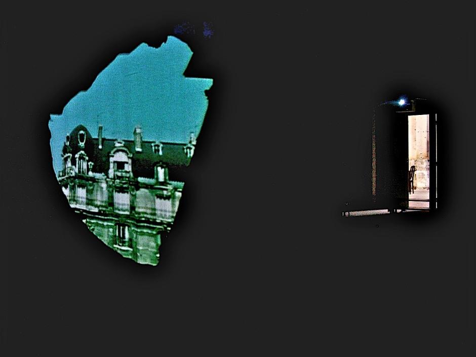 Gordon Matta-Clark. Conical Intersect. 1975. 18min40, couleur 16mm sur vidéo. Courtoisie de l'EAI et la galerie David Zwirmer.