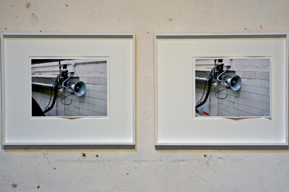 Vittorio Santoro. Defamiliarizing Tactics, Twice. 2009-10 diptyque. Courtoisie de l'artiste et Galerie Jérôme Poggi, Paris.