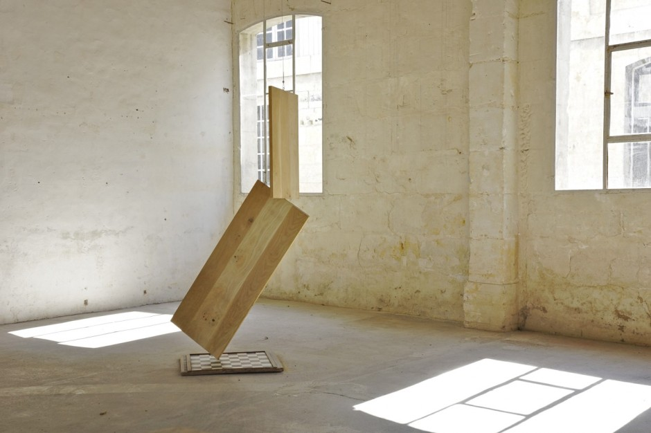 Vittorio Santoro. Opening Moves (Valuable Qualities of the Mind to be Acquired as to Become Habits) 2011. Courtoisie de l'artiste et Galerie Jérôme Poggi, Paris.