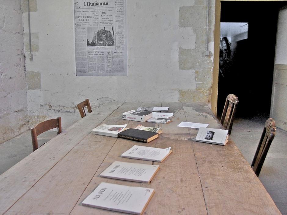 Les Moulins de Paillard. Tel Quel salle de lecture.
