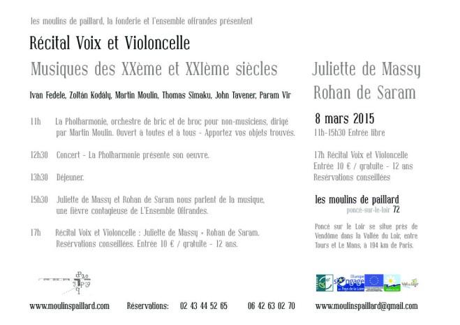 web voix violincelle