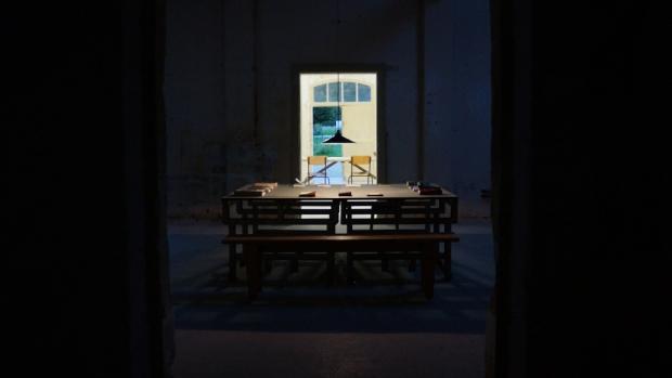 l'éternuement de Fred Ott. Salle de lecture. Photo © James Porter