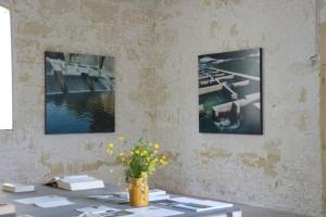 Claire Adelfang, Cascade et Labyrinthe, 2011. Courtesy Galerie Thaddaeus Ropac, Paris et Salzbourg. Photo © JGP