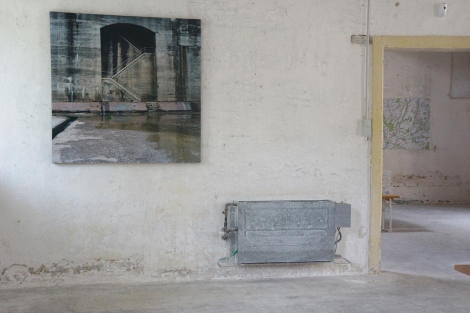 Claire Adelfang, Alcôve, 2011. Courtesy Galerie Thaddaeus Ropac, Paris et Salzbourg. Photo © JGP