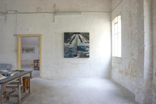 Claire Adelfang, Ecluse - Forme Joubert, 2011. Courtesy Galerie Thaddaeus Ropac, Paris et Salzbourg. Photo © JGP