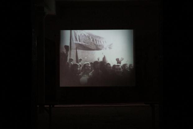 Giovanni Bonfanti, Pier Paolo Pasolini, Dodici Dicembre, 1971. Film. Courtesy Cineteca Bologna.